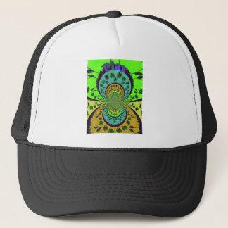 African Traditional Hakuna Matata Colors.png Trucker Hat
