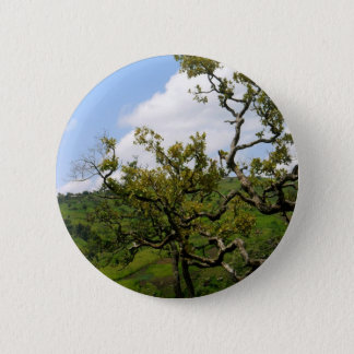 African Tree of Hope Pinback Button