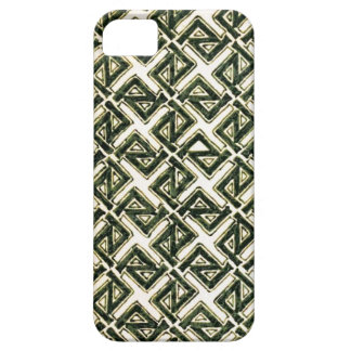 African Triangle Pattern Case
