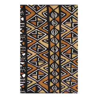 African Tribal Design Stationery