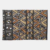 African Tribal Design Towel