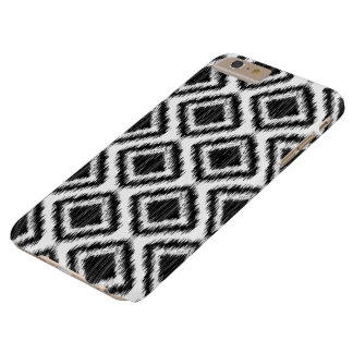African Tribal Ikat Woven Look Modern Trend Barely There iPhone 6 Plus Case
