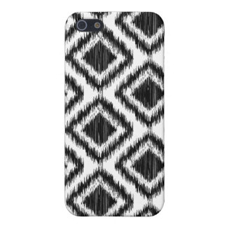 African Tribal Ikat Woven Look Modern Trend iPhone SE/5/5s Cover
