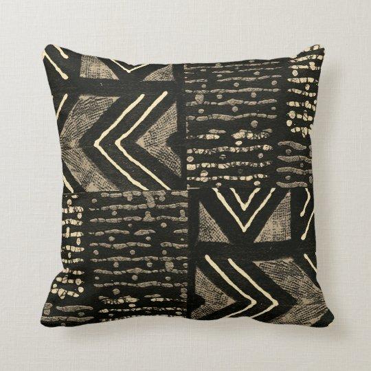 African Kente Print 10 Throw Pillow Zazzle Com