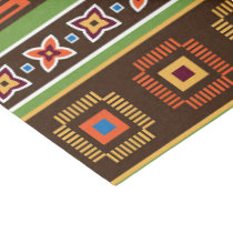 African Tribal pattern party tissue paper