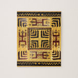 African Tribal Spirits Jigsaw Puzzle