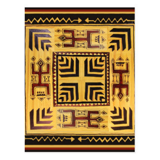 African Tribal Spirits Post Card