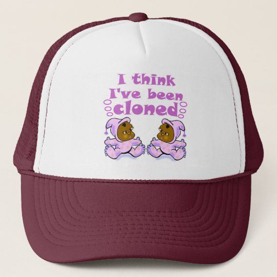 African Twins Gifts Trucker Hat
