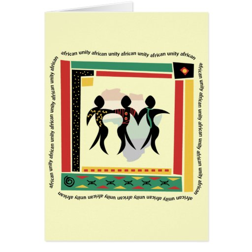 African Unity Card