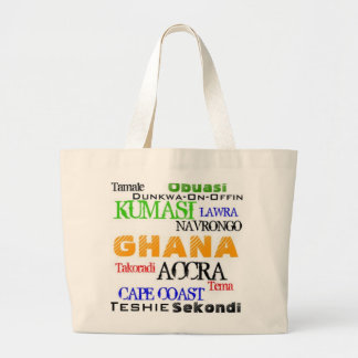 African_Urban Custom Canvas Bag