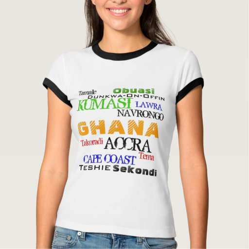 African_Urban Custom T-Shirt