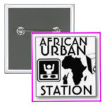 african urban station pins