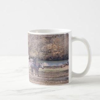 African Velt Coffee Mugs