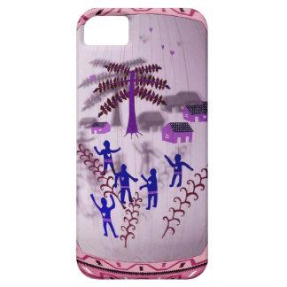African village people iPhone SE/5/5s case