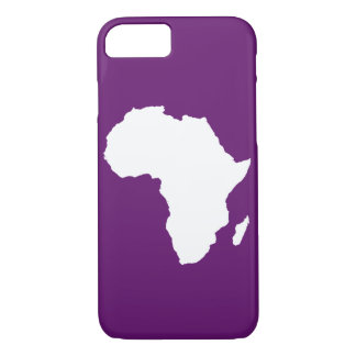 African Violet Audacious Africa iPhone 8/7 Case