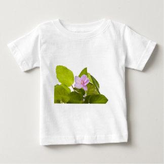 african violet - saintpaulia ionantha t-shirt