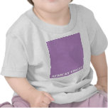 African violet t shirt