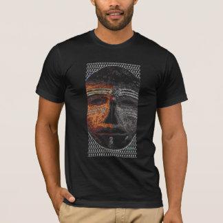 African Warrior Mask T-Shirt