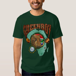 African Warthog T Shirt
