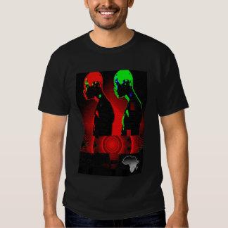 African Watchmen Tshirts
