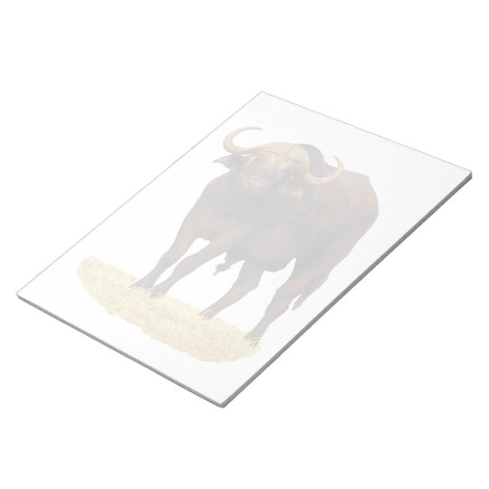 African Water Buffalo Notepad (2)sizes