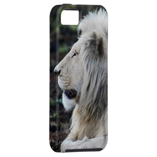 African White Lion Profile photo iPhone SE/5/5s Case