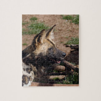african-wild-dog-009 puzzles