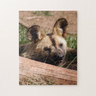 african-wild-dog-013 puzzles con fotos