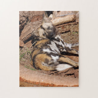 african-wild-dog-019 puzzles
