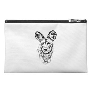 African Wild Dog - Accessory Bag