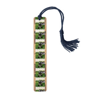 African Wild Dog Bookmark