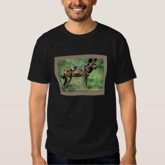 African Wild Dog T Shirt