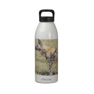 African Wild Dog Drinking Bottles