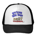 African Wild Dogs Are The Best Friends Trucker Hat