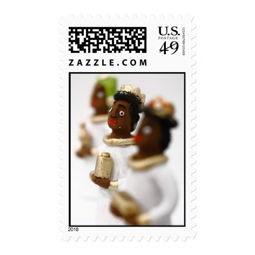 African Wise Men Stamps
