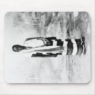 AFRICAN WOMAN CIRCA 1900 MOUSEPAD