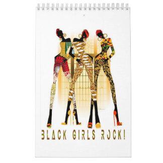 African Women Calendar