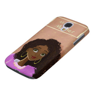 African Women casemate Samsung Galaxy S4 Covers
