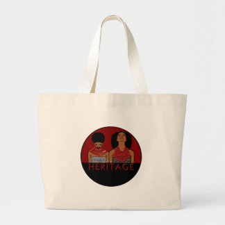African Women With Tribal Necklaces Bags