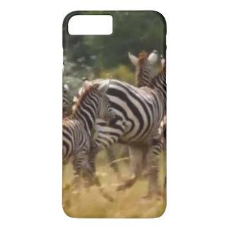 African Zebra cool stuff iPhone 8 Plus/7 Plus Case