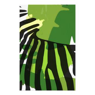 African Zebra Stationery