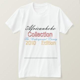 Africankoko 2010 Men Collection T-Shirt