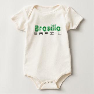 Africankoko Brasília de encargo, el Brasil Body De Bebé