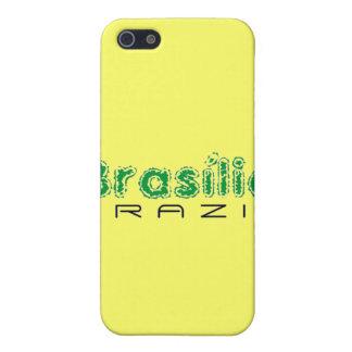 Africankoko Brasília de encargo, el Brasil iPhone 5 Fundas