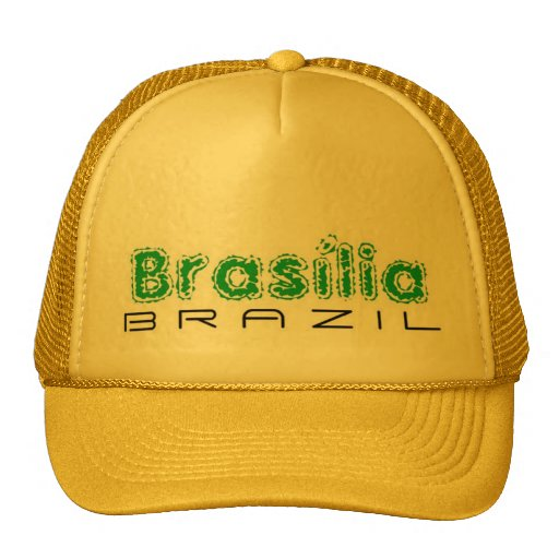 Africankoko Brasília de encargo, el Brasil Gorro De Camionero