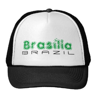Africankoko Brasília de encargo, el Brasil Gorros