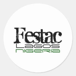 Africankoko Collection Festac Lagos State Nigeria Stickers