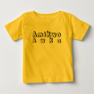 Africankoko Custom  Amikwo, Awka, Anambra State, Baby T-Shirt
