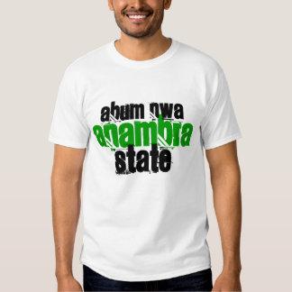 Africankoko Custom Anambra State of Nigeria Shirt