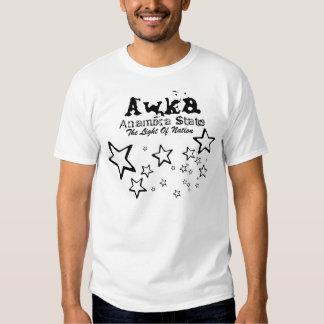 Africankoko Custom  Awka, Anambra State Shirt